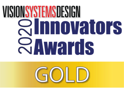 Ultris 20 from Cubert wins GOLD award