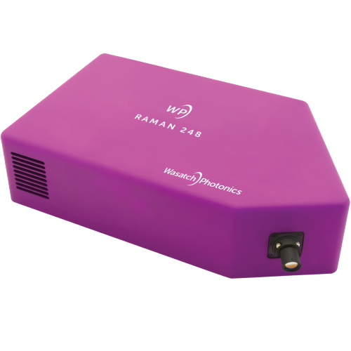 New UV 248nm Raman system from Wasatch Photonics